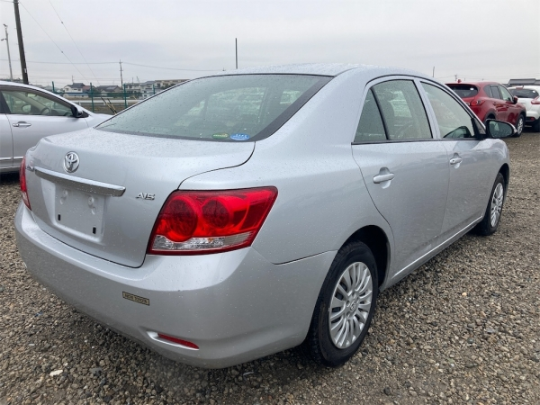 Toyota Allion A15- Package 2014