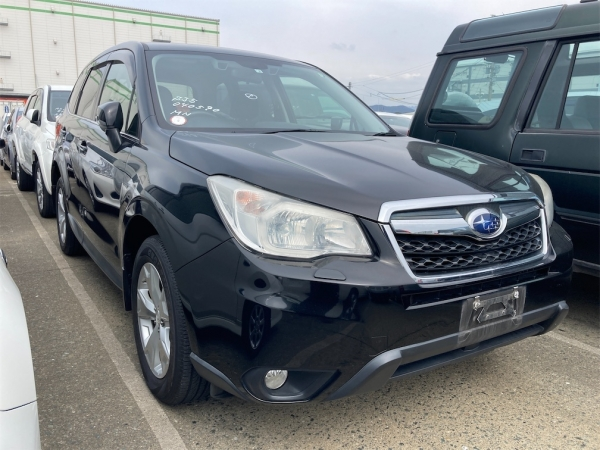 Subaru Forester I-L EYESIGHT 2014