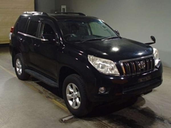 Toyota Land Cruiser Prado TX 2013