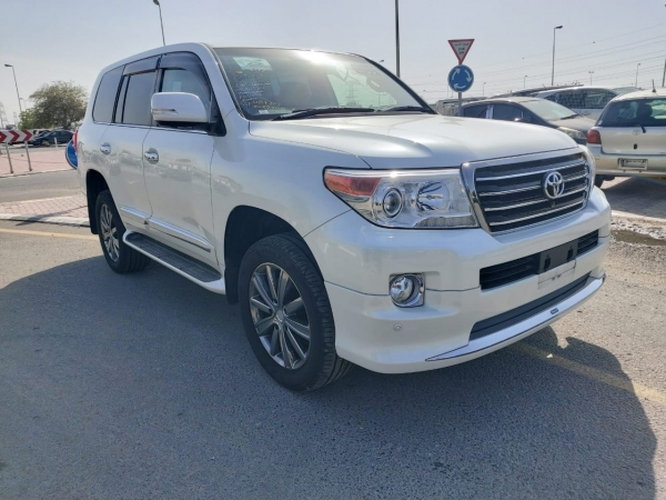 Toyota LAND CRUISER ZX 2014