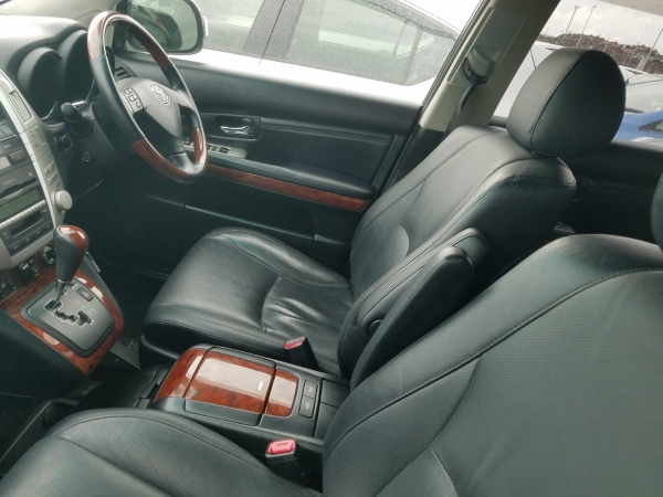 Toyota Harrier AIRS 2005