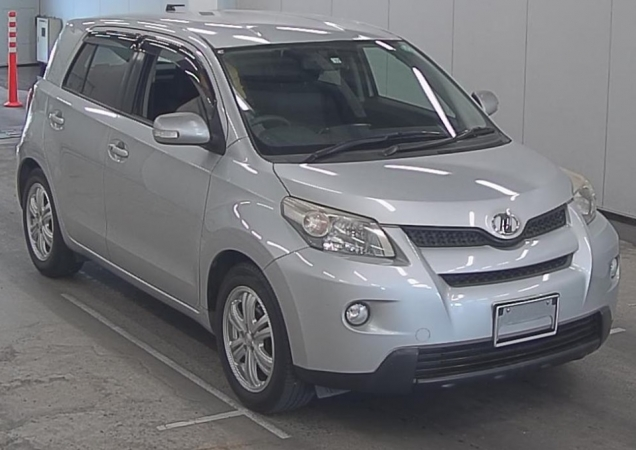 Toyota Ist  150X SPECIAL EDITION 2008