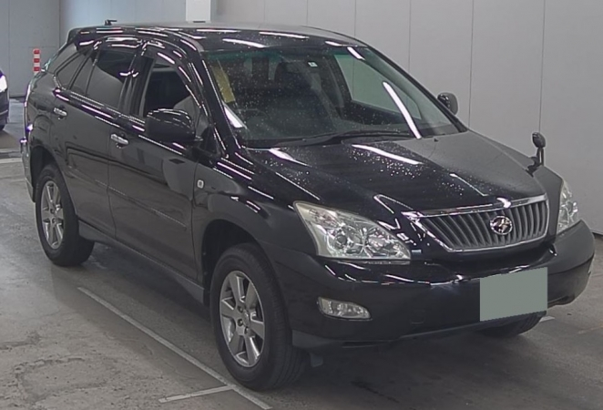 Toyota Harrier 240G L PACKAGE 2008