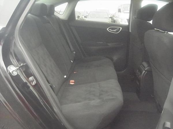 Nissan Bluebird Sylphy X 2013